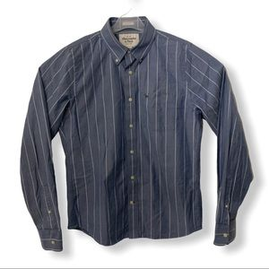 Abercrombie & Fitch Mens Casual Button Down Shirt